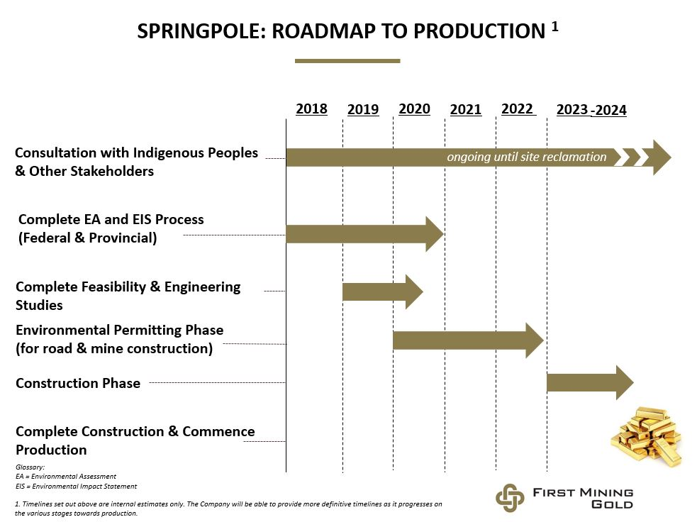 Springpole Permitting Roadmap