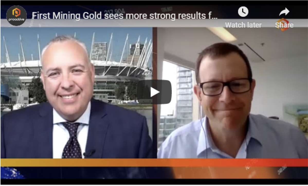 Proactive Investors Steve Darling Interviews CEO Dan Wilton on Closing of Transaction with Treasury Metals to Combine the Goldlund & Goliath Gold Projects in Ontario, Canada